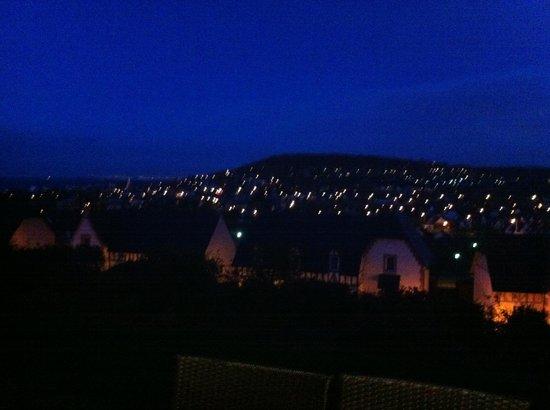Pierre & Vacances Residence Premium Résidence & Spa : le soir sur la mer, depuis la terrasse