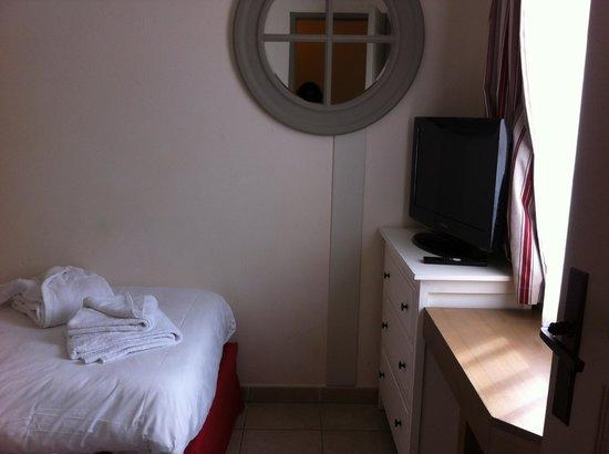 Pierre & Vacances Residence Premium Résidence & Spa : chambre