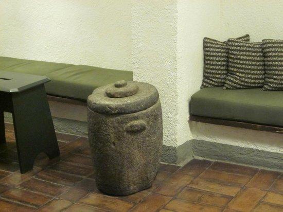 Hotel Pescille: Kleine liebevoll eingerichtete Ecken im Haus
