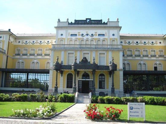 Hotel Villa Malpensa: La Villa