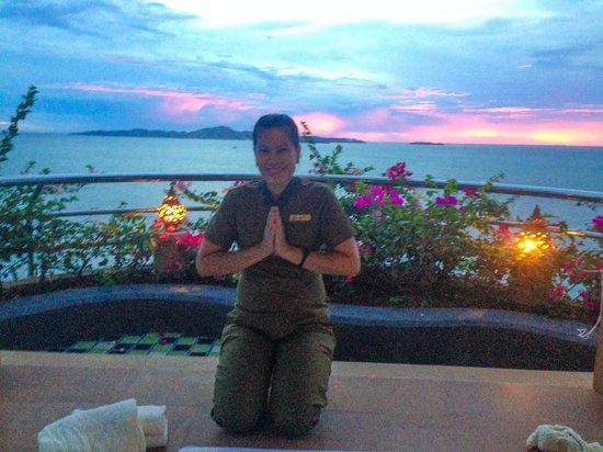 Royal Cliff Beach Hotel: Heaven
