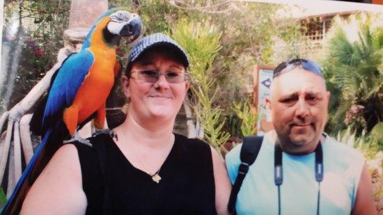 Hotel Cotillo Beach : zoo oasis
