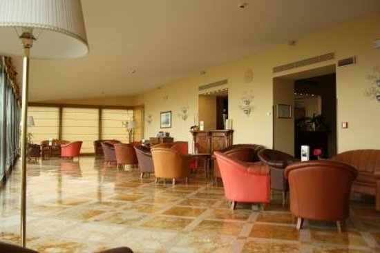 Grand Hotel Due Golfi: lounge