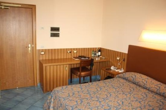 Grand Hotel Due Golfi : double room