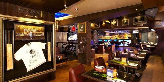 Toss Sports Lounge