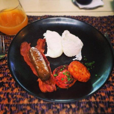 SALA Phuket Resort & Spa: Healthy breakfast.