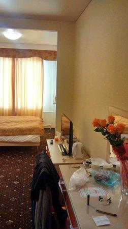 Armada Comfort Hotel: TV