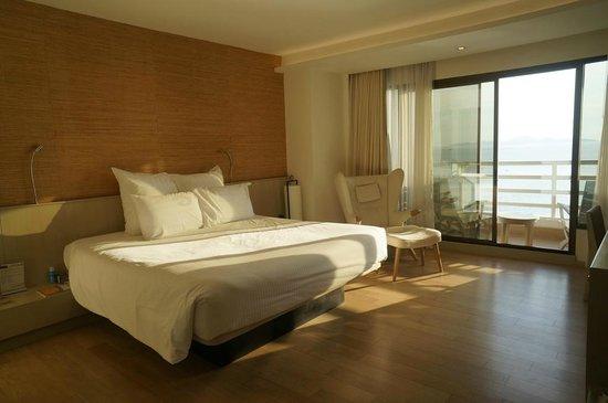 Pullman Pattaya Hotel G: Chambre Club
