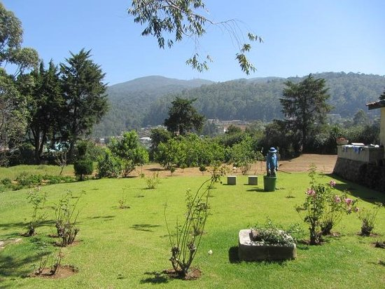 Ferncliff: Garden being extended, good views