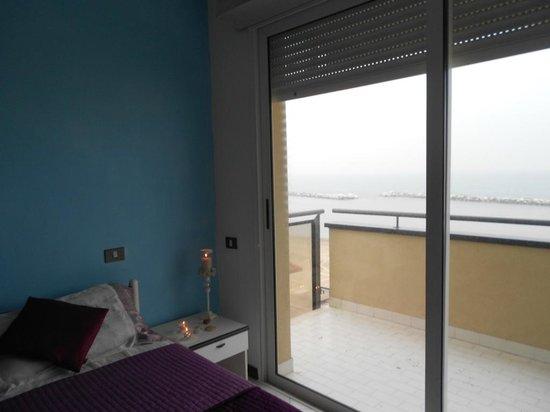 Residence Belvedere Vista : camera fronte mare