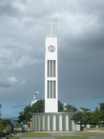 Palmerston North Clock Tower: Clock Tower