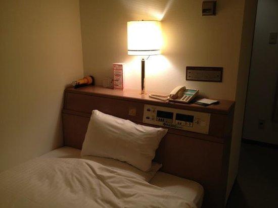 Hotel Rener Susukino: ベッド