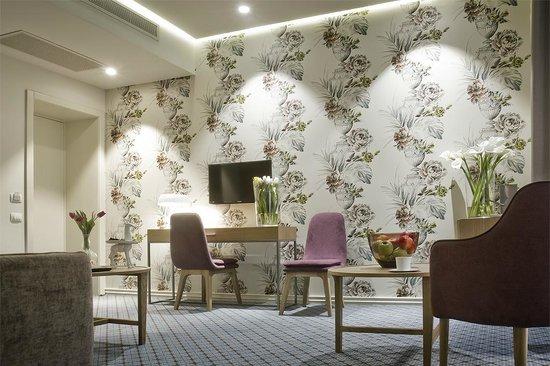 Jump INN Hotel Belgrade: Savamala suite