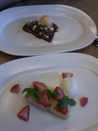 The Scarlet Hotel: Dessert!