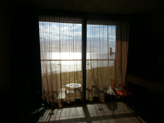 The Scarlet Hotel: Room with a view!