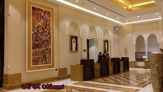 Marjan Island Resort & Spa: Reception