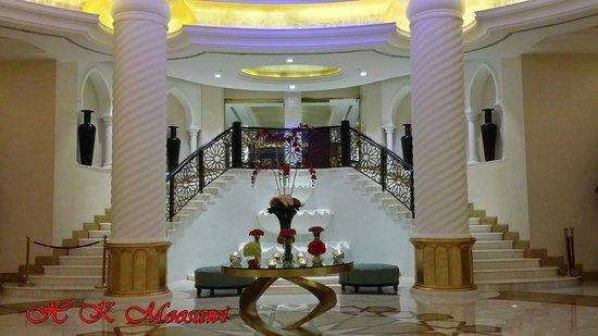 Marjan Island Resort & Spa: Entrance