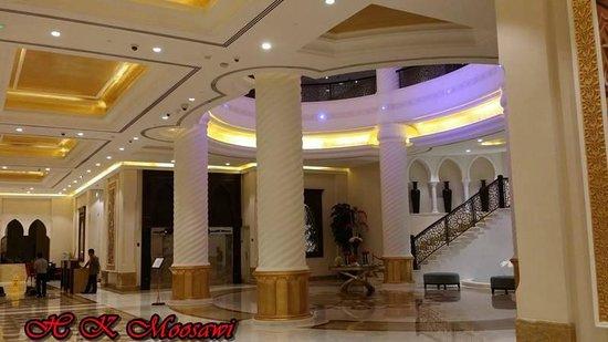Marjan Island Resort & Spa: Lobby