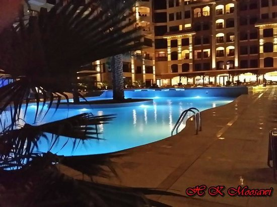 Marjan Island Resort & Spa: Swimming Pool