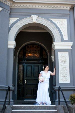 Ballarat Premier Apartments : Entrance