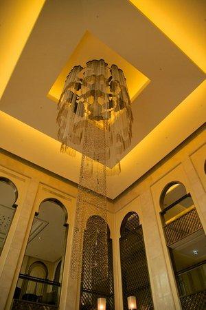 Anantara Eastern Mangroves Hotel & Spa : Le hall