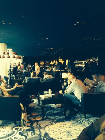 Andaz Amsterdam Prinsengracht : Cool vodka night at the Andaz