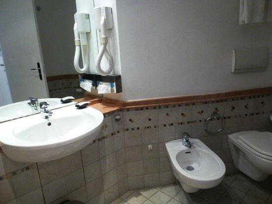 Le Meridien N'Fis: bathroom