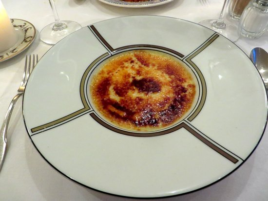 Perfecte Keuken Creme Brulee : Famous Restaurant of Creme Brulee in Paris