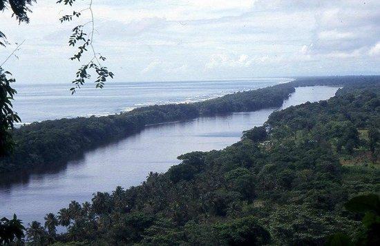 Caribbean Paradise Eco-Lodge: panorama