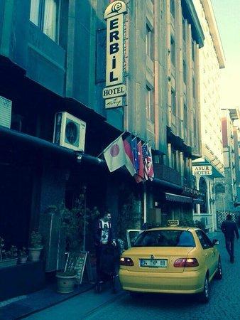 Erbil Hotel: Отель