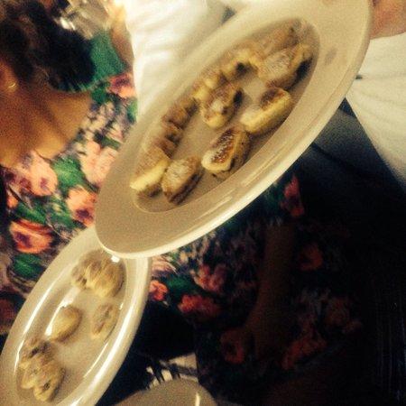 Jolyon's at No. 10: Welsh cakes