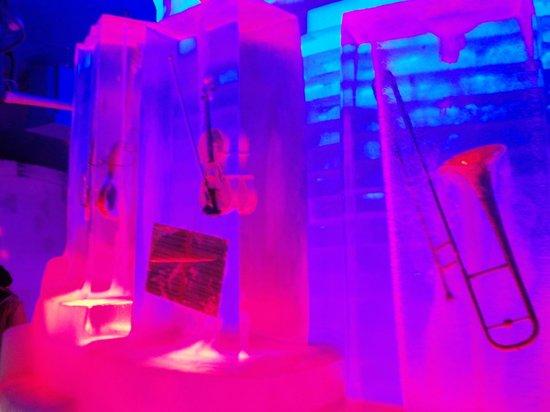 Ice Space: Ice1