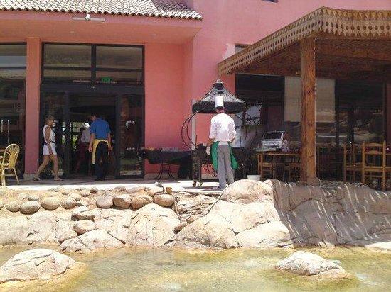 Park Inn by Radisson Sharm El Sheikh Resort: bbq dinner