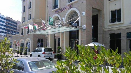 AVANI Deira Dubai Hotel : Hotel