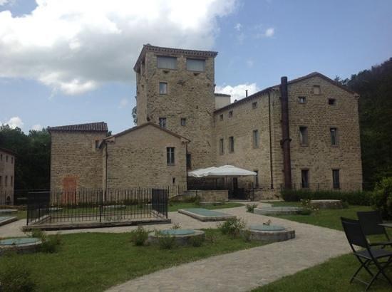 Borgo Le Terre Del Verde : the hotel