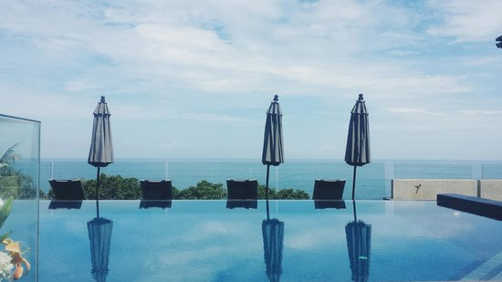 Ayara Kamala Resort & Spa : Your view at breakfast