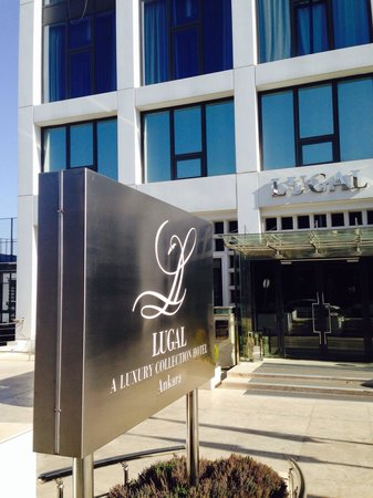 Lugal A Luxury Collection Hotel: ����