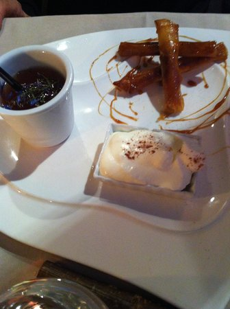 Le Clos Saint Front: heavenly dessert