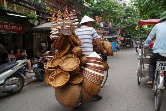 Hanoi Street Food Tour: Verkehr