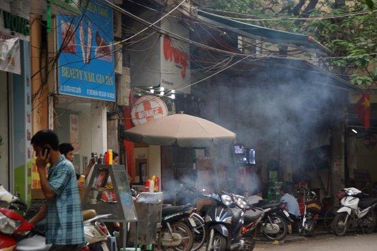 Hanoi Street Food Tour: Essen