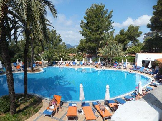 Maritim Hotel Galatzó: Pool