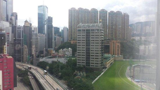 Dorsett Wanchai, Hong Kong: View from our room