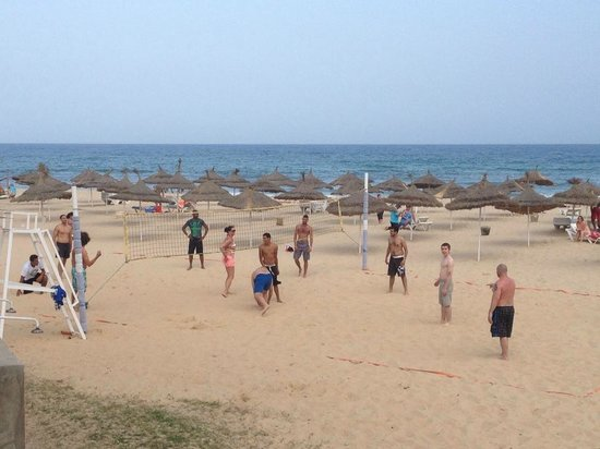 Omar Khayam Club: volleyball