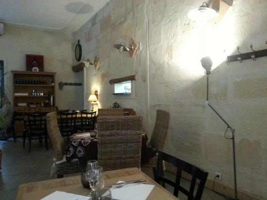 Un Bouchon en Provence : interno