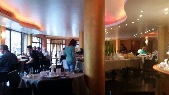 Hotel Santo : Frühstück