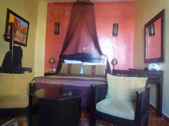 Hotel Cap Sim : la chambre la plus grande