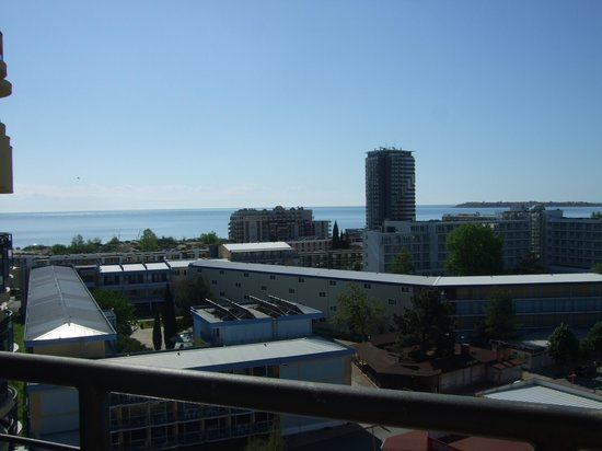 smartline Meridian: A view from the 9th floor