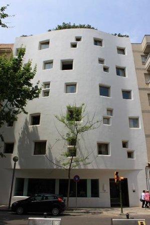 HM Balanguera: hotel street view