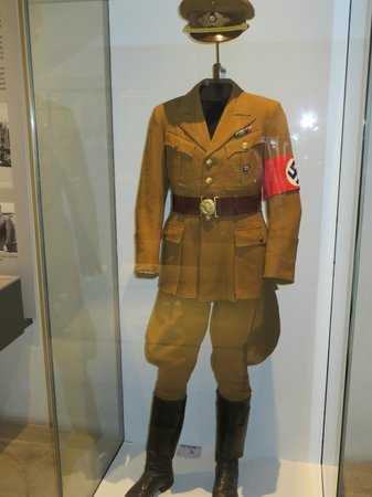 Nazi Uniform Photo De Mus 233 E De L Arm 233 E Paris Tripadvisor