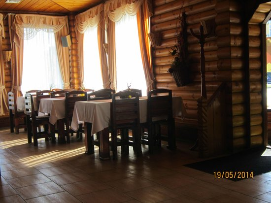 Cafe at Sennaya : интерьер